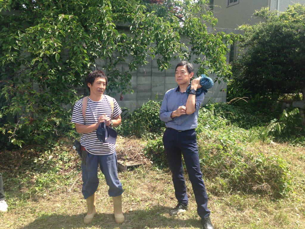 講師:夏井秀和さんと白澤卓二理事長